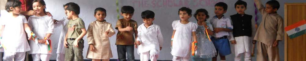 Independance Day Program by School students